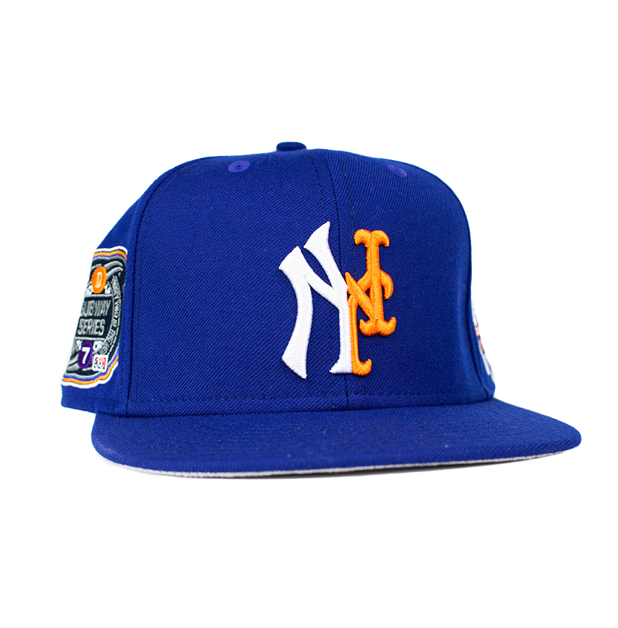 YANKMETS  ROYAL FITTED CROWN™