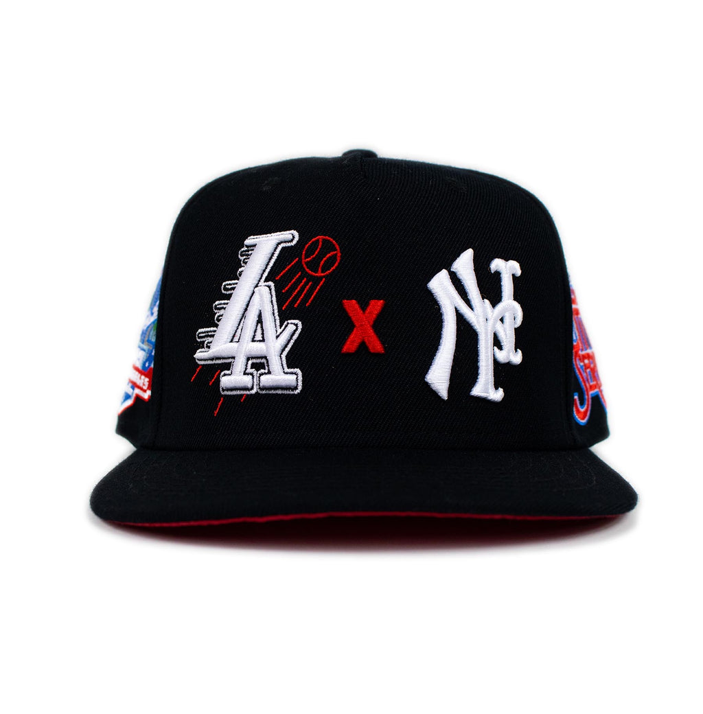 LA X NY 22ND CITY SERIES (BLACK)