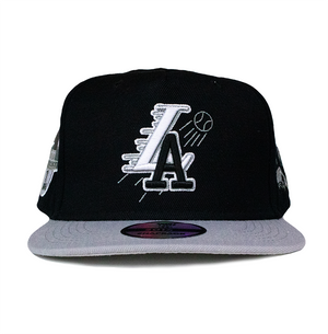 CITY OF ANGELS  BLACK/GRAY
