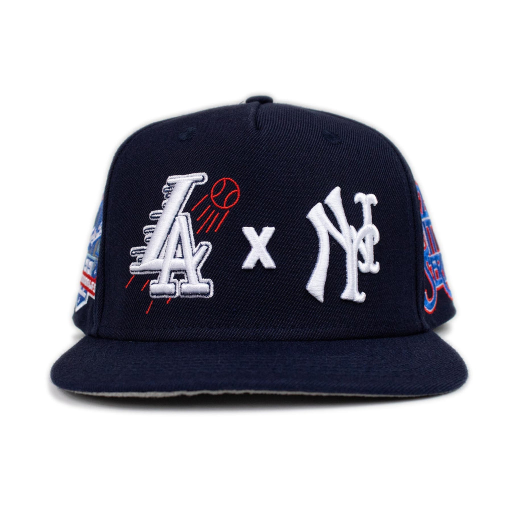 LA X NY 22ND CITY SERIES (NAVY)