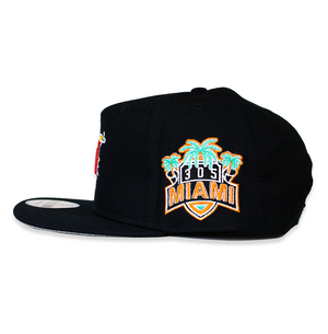 SUMMER WITH MIAMI CROWN™ BLACK