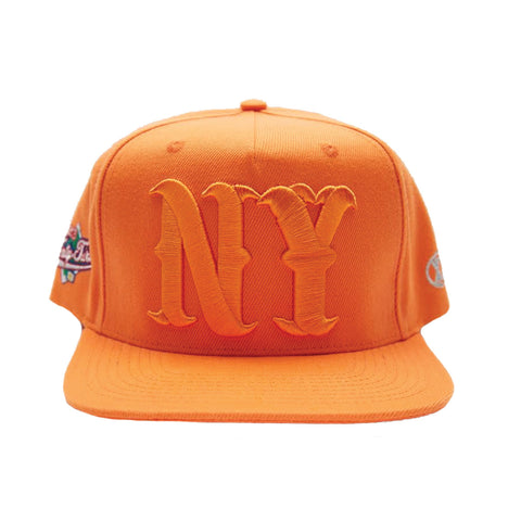 TT NY SOLID ORANGE