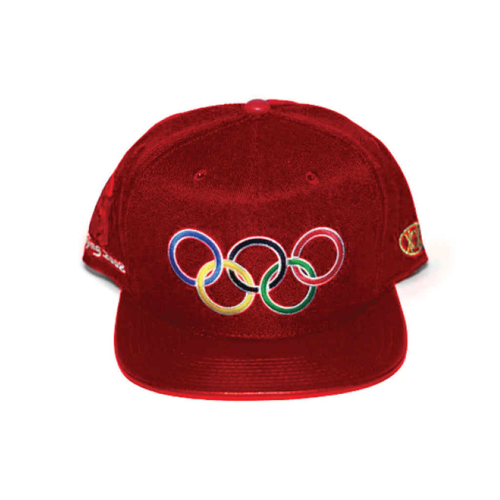 OLYMPIC TWNTY TWO-RED