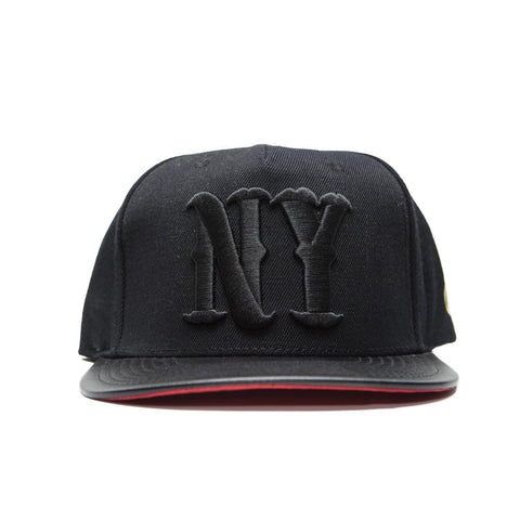 ALL NY BLACK RED BOTTOM