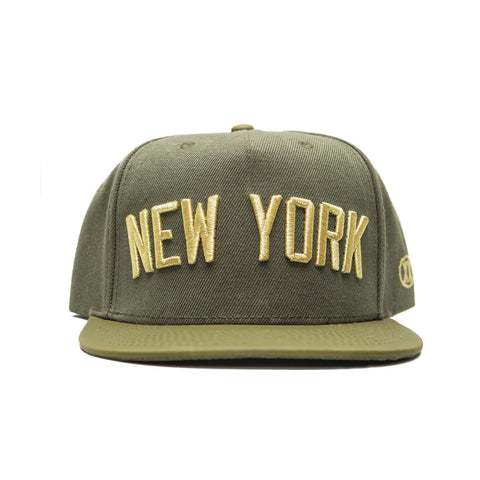 NEW YORK OLIVE GOLD
