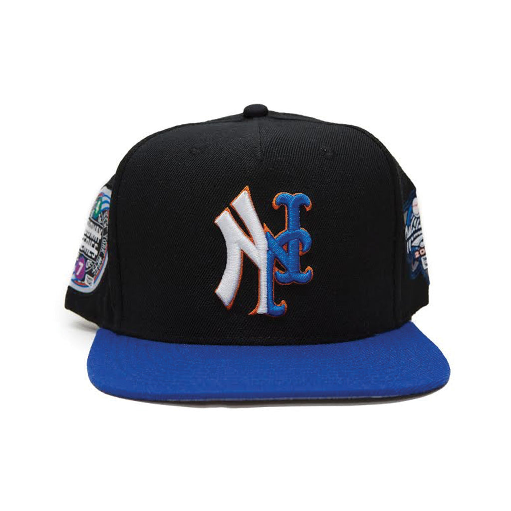 YANKMETS SUBWAY SERIES BLACK