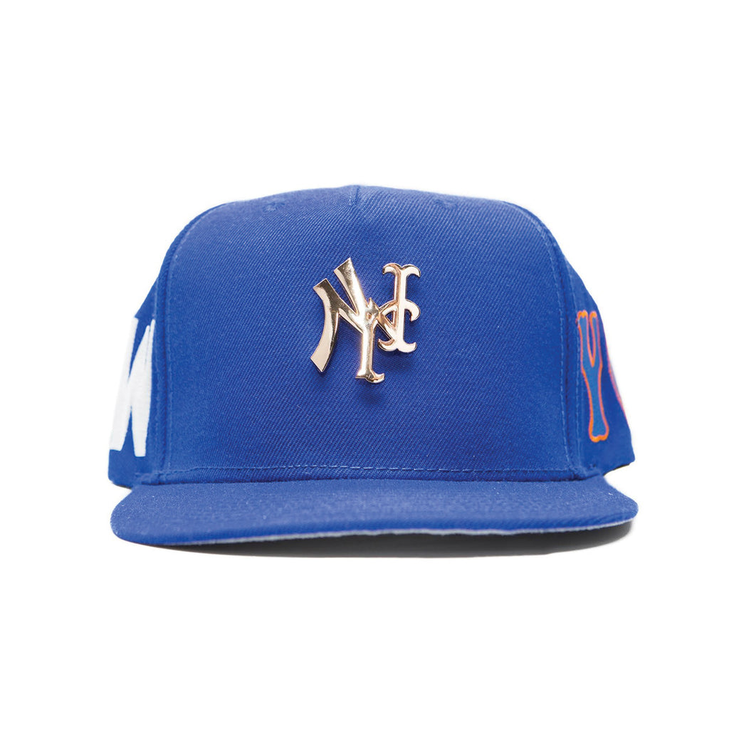 YANKMETS PIN ROYAL