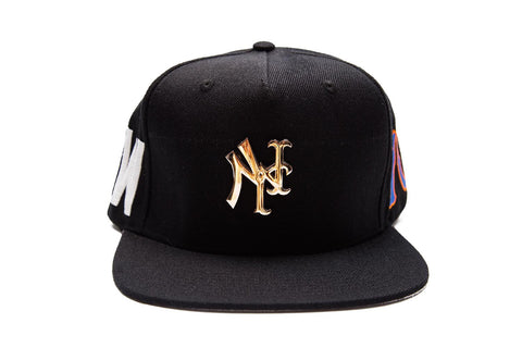 YANKMETS PIN BLACK