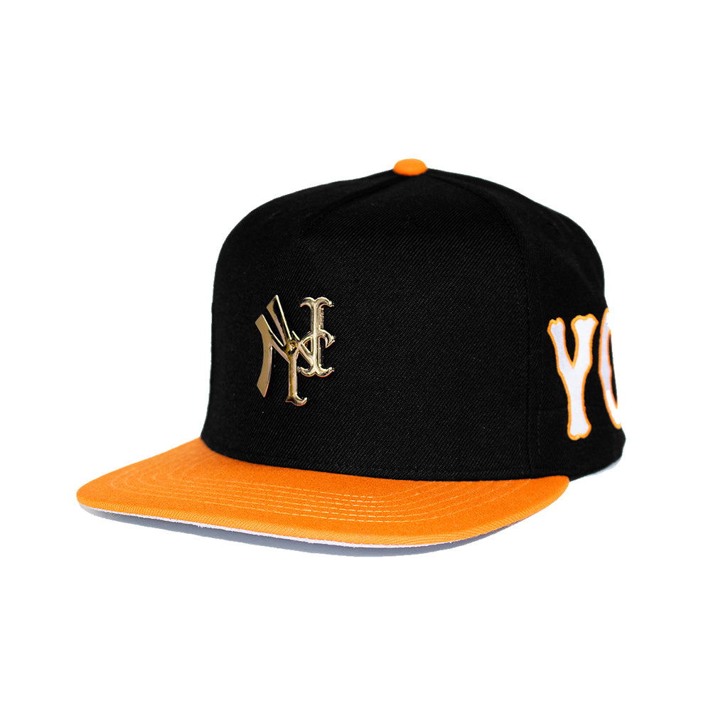 YANKMETS PIN ORANGE
