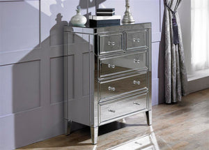 The Samantha - 3 + 2 Chest of Drawers