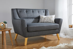 The Chantelle - Classic Button Back Medium Sofa