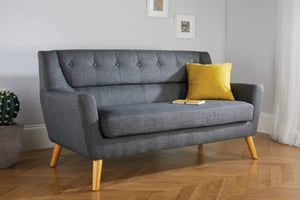 The Chantelle - Classic Button Back Large Sofa