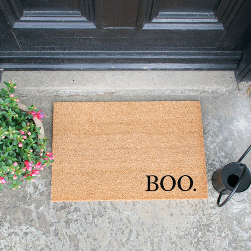 The Lucinda - BOO Doormat