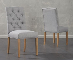 Bellissima Fabric Chairs