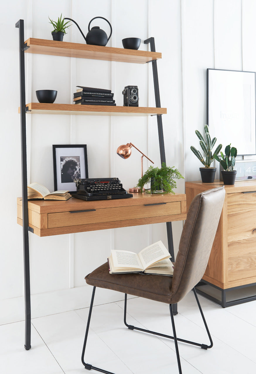 The Indie - Desk Bookcase