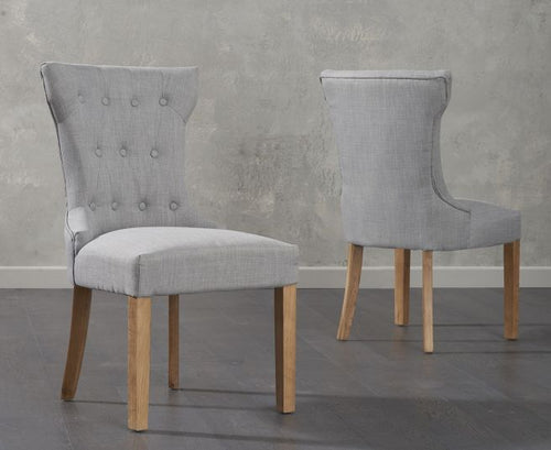 The Loretta - Fabric Chairs (Pair)