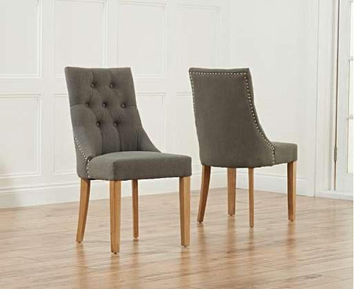 The Maeve - Fabric Chairs