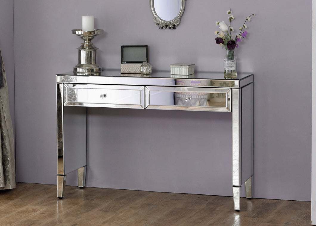 The Regina - Mirrored Glass 2 Drawer Sideboard