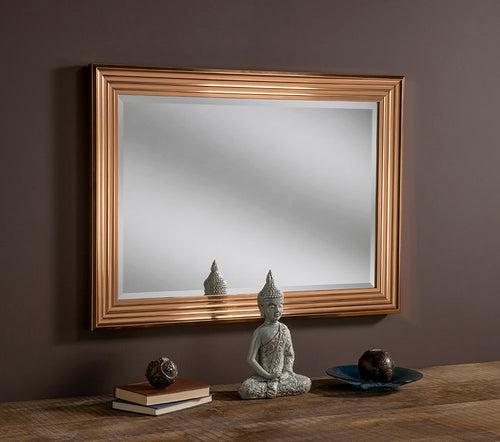 The Remi- Rectangular Framed Mirror