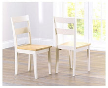 Load image into Gallery viewer, The Tessa - Solid Hardwood Chairs (Pair)