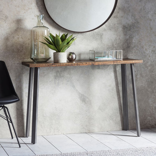 The Heather - Console Table Rustic