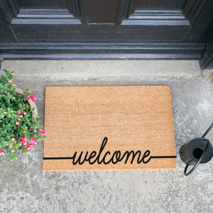 The Lucinda - Welcome Doormat
