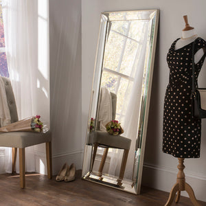 The Diane - Leaner Glass Framed Mirror