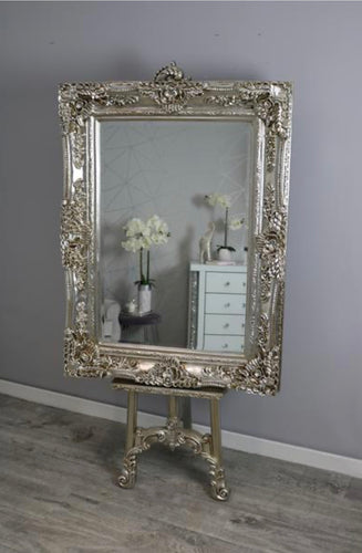 The Mila - Medium Ornate Mirror
