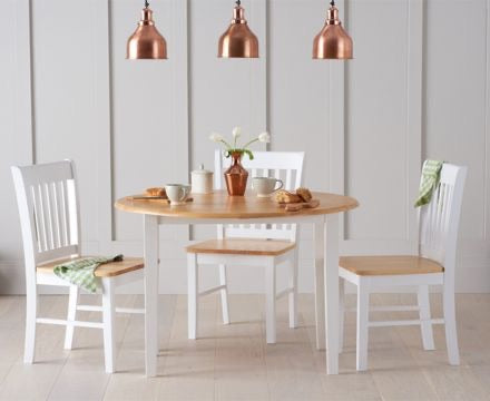 The Elisa - Country Extending Dining Set