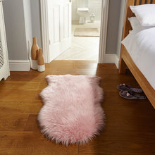 Load image into Gallery viewer, The Layla - Pink Faux Fur Rug