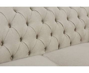The Charlotte - Three Seater Chesterfield Sofa