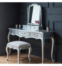 Load image into Gallery viewer, The Olive - Chic Silver Dressing Table Mirror