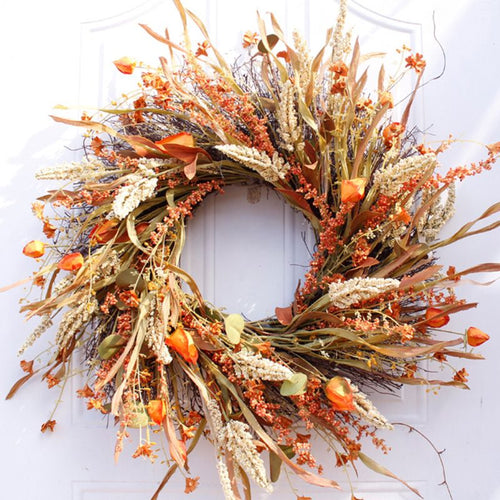 The Stella - Harvest Wreath
