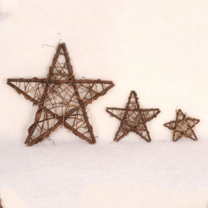 The Sarah - Rustic Christmas Stars