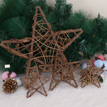 Load image into Gallery viewer, The Sarah - Rustic Christmas Stars