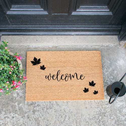 The Lucinda - Welcome Fall Doormat
