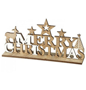 The Holly - Merry Christmas Sign