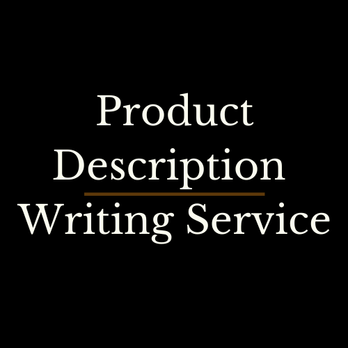 Product Descriptions Writing