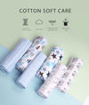 Luxury Baby Swaddles - 100% Cotton