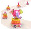 Ellie The Elephant - Stacking Toy