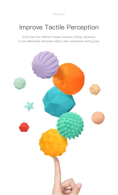 Sensory Children Ball - Development Toy