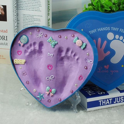 """My First Prints"" - Hand Print  & Footprint  Kit"
