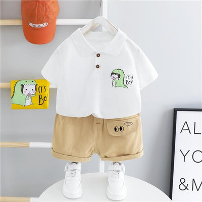 Dino Kids Infant Clothing Set