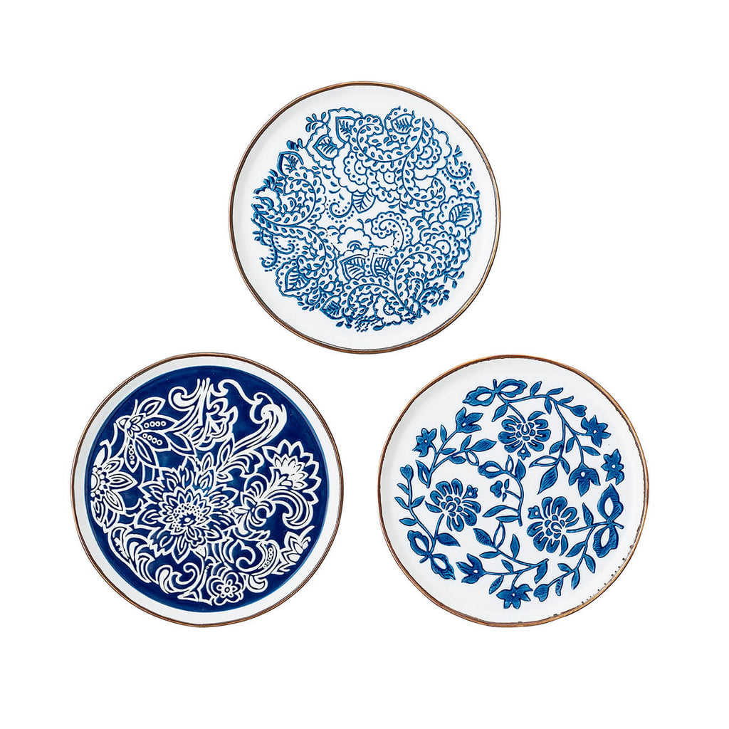 Bloomingville Molly Plates (set of 3) | Plates, Crockery & Tableware - Perth WA