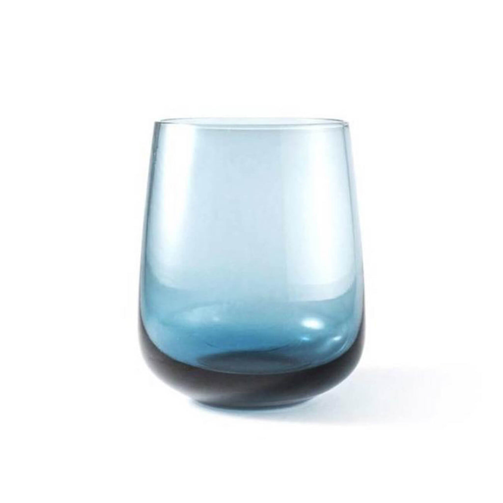 Prism Blue Tumbler - Statement Glassware, Perth WA
