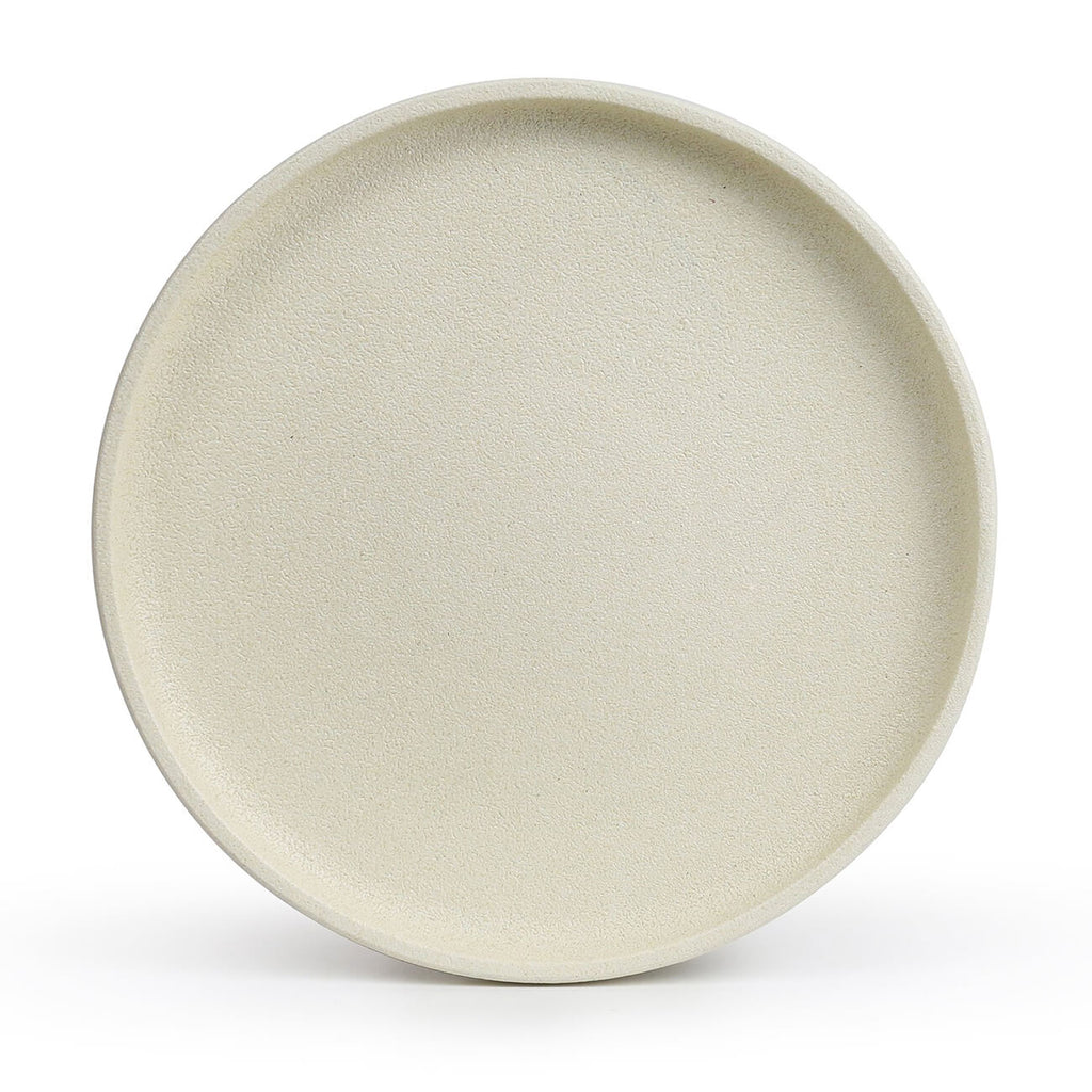 Robert Gordon Platform Dinner Plate 26.5cm Sand - Statement Mains Plate - Perth WA