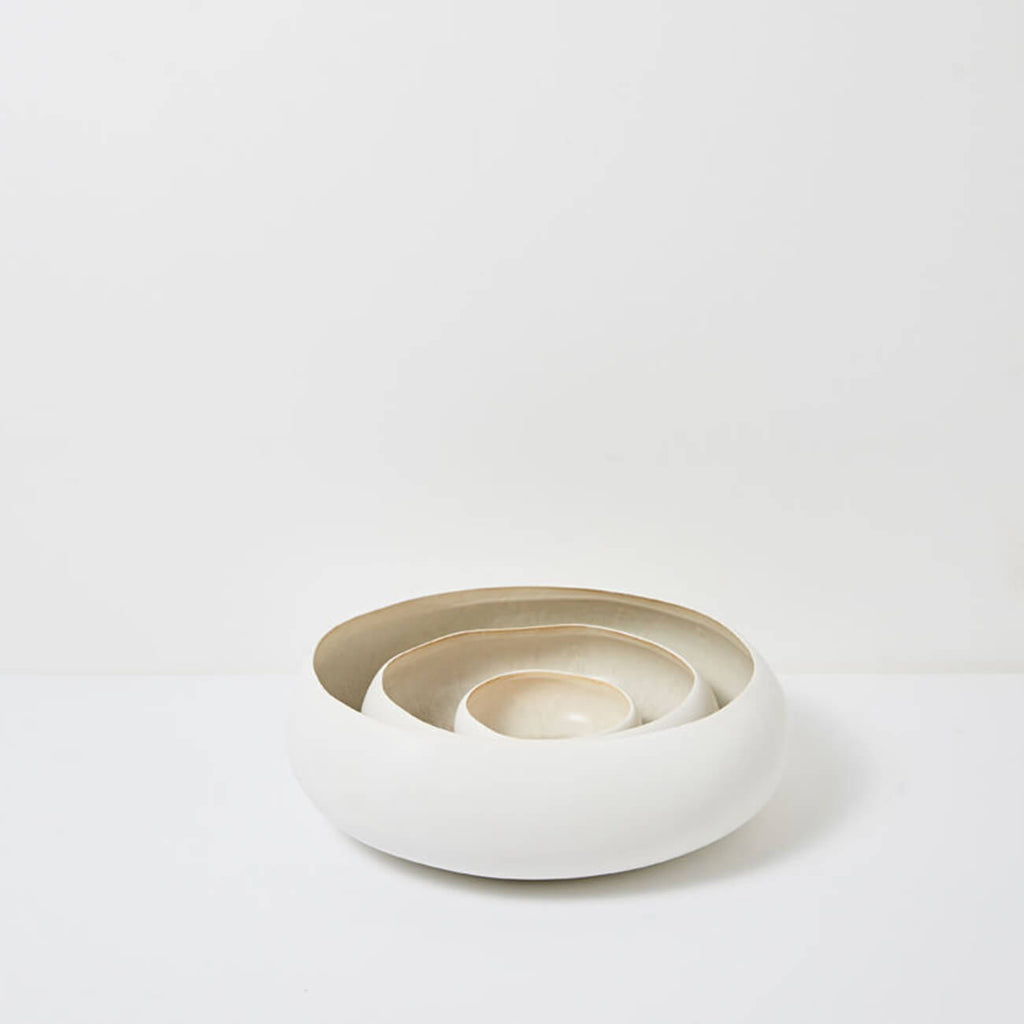 Tula Curved Bowl by Papaya | Statement Tableware, Perth WA