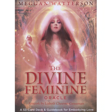 Load image into Gallery viewer, Divine Feminine Oracle Deck