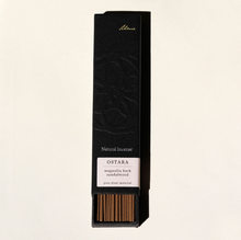 Load image into Gallery viewer, Ume Ostara (Magnolia Bark + Sandalwood) Incense Stick