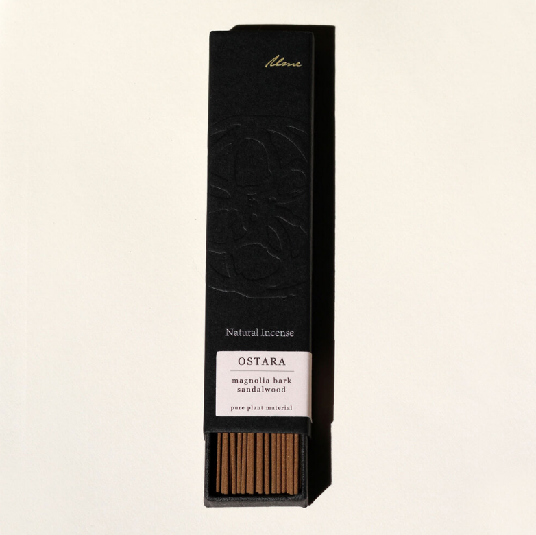 Ume Ostara (Magnolia Bark + Sandalwood) Incense Stick